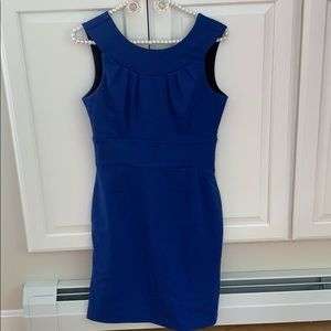 Banana Republic Royal Blue Dress 0
